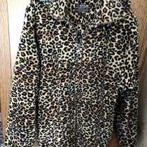 Куртка женская с леопардовым принтом, в г.Солигорск