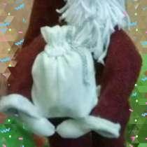 Дед Мороз игрушка своими руками, в Таганроге