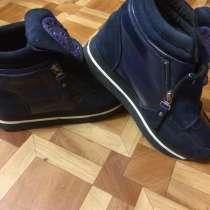 Ботиночки на платформе, в Сургуте