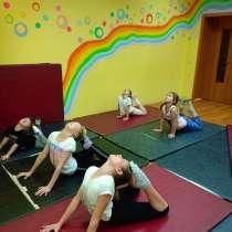 Акробатика для детей район Уктус Вторчермет Екатеринбург, в Екатеринбурге