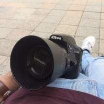 Фотоаппарат Nikon 23400 + линза 50 mm+ рукоятка, в г.Будапешт