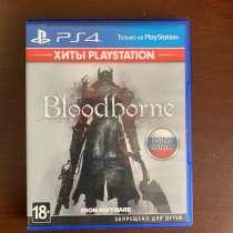 Игра ps4 Bloodborne, в Воскресенске