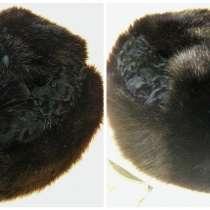 Меховая шапка (каракуль+ белек) СССР, в Самаре