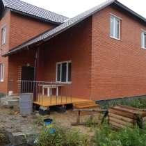 Коттедж 200 м² на участке 6 сот, в Дмитрове