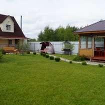 Коттедж в садоводческом товариществе, в Кольчугине
