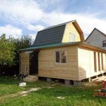 Реконструкция дачного дома, в Мытищи