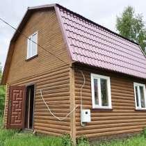 Дом 72 м2 СНТ Химик-2, в Переславле-Залесском