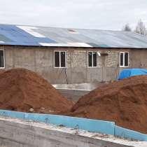 Участок 1,2га (Гараж, ангар, дом, фундамент) д. Щелканка, в Переславле-Залесском