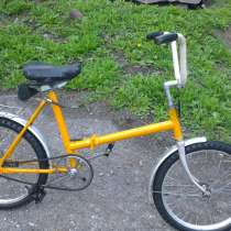 Продам велосипед складной, в Белово