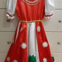 Новое платье с короной для народных танцев, в Туапсе