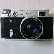 Продаю фотоаппарат ФЭД-2, в Ногинске
