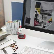 Графический дизайн в программе Adobe Photosop, в Нижнем Новгороде
