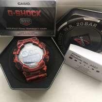 Часы Casio G-Shock GD-120CM-4E, в Воронеже