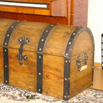 сундук деревянный, в Тольятти