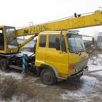 Автокран Hino Ranger , в Улан-Удэ