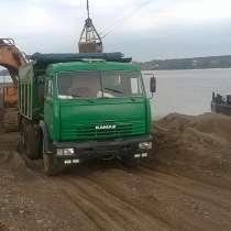 ПГС, песок. гравий, щебень..., в Перми