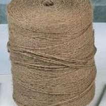 Шпагат льняной полированный диаметр 1,4мм ГОСТ 17-05-020-90, в Краснодаре