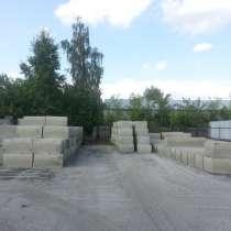 Фундаментные блоки ФБС от производителя, Новосибирск, в Новосибирске