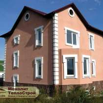 Строительство загородных домов и коттеджей, в Красноярске