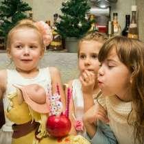 Видеосъемка детских праздников, выпускных, в Нижнем Новгороде