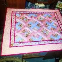 Комплект для девочки одеяло и подушка (hand made), в г.Каскелен