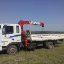 Кран-манипулятор 5 тонн. Стрела 3 тонны, в Нижнем Новгороде