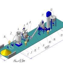 Линия гранулирования Комбикормов 700 кг/ч, в Москве