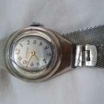 серебряные швейцарские часы eterna 1939 года, в г.Душанбе