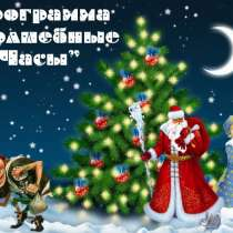 Дед Мороз и Снегурочка. Новогодние программы, в Красноярске