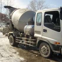 Продажа- доставка бетона, раствора мал. миксерами., в Екатеринбурге