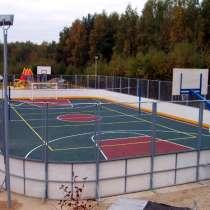 Хоккейная коробка. Не дорого и в минимальные сроки, в Екатеринбурге