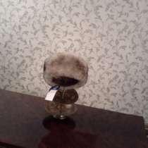 зимняя мужская шапка новая разм 58, в Москве