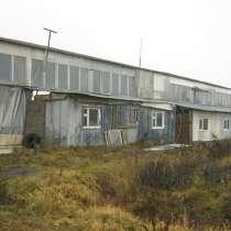 Сдается ангар 1200 кв. м на уч.1.5 га В Истринском районе, в Истре