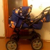 Красивая коляска для мальчика, в Вихоревке