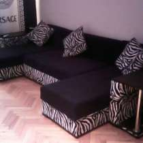 Перетяжка мягкой мебели, в Москве