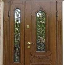 Двери входные металические, в г.Львов