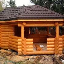 Отделочные работы в деревянных домах, в Омске