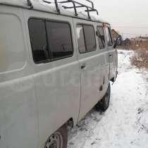 УАЗ Буханка, в Иркутске
