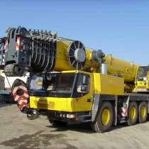 Аренда автокрана 220 тонн 68(106) метров GROVE GMK 5220, в Нижнем Новгороде