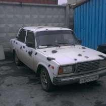 Автомобиль ВАЗ 2107, в Екатеринбурге