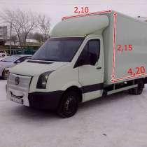 """Volkswagen Crafter, 2008 г. 3 тонны. Категория """"Б"""", в Красноярске"""