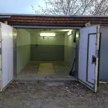 Продам гараж с землёй, мкр. Покровский, Центральный р-он, в Красноярске