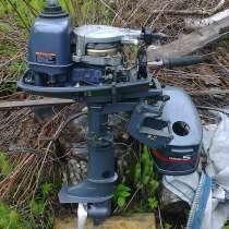 Лодочный мотор YAMAHA 5 CMHS, в Сегеже