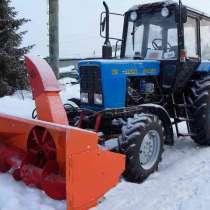 Снегоочиститель шнекороторный механический СШР-2,0П, в Твери