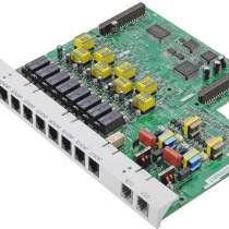 Платы расширения к мини атс Panasonic KX-TES,TEM824, IP LDK1, в г.Алматы