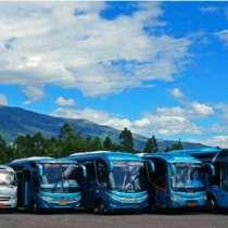 Туристический транспорт в Эквадоре на любое количество пасса, в Москве
