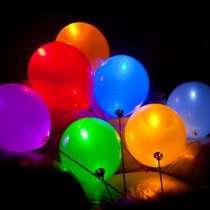 Светящиеся шарики, в Казани