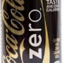 """""""Coca-Cola"""" Zero (Кока-Кола Зеро), 0,355 литров,США, в Владивостоке"""