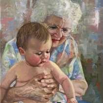 Бабушка на час, в Новосибирске