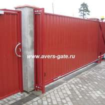 Ворота откатные, в Санкт-Петербурге